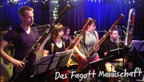 Rehab - Das Fagott Mannschaft featuring Bryan Van Dusen