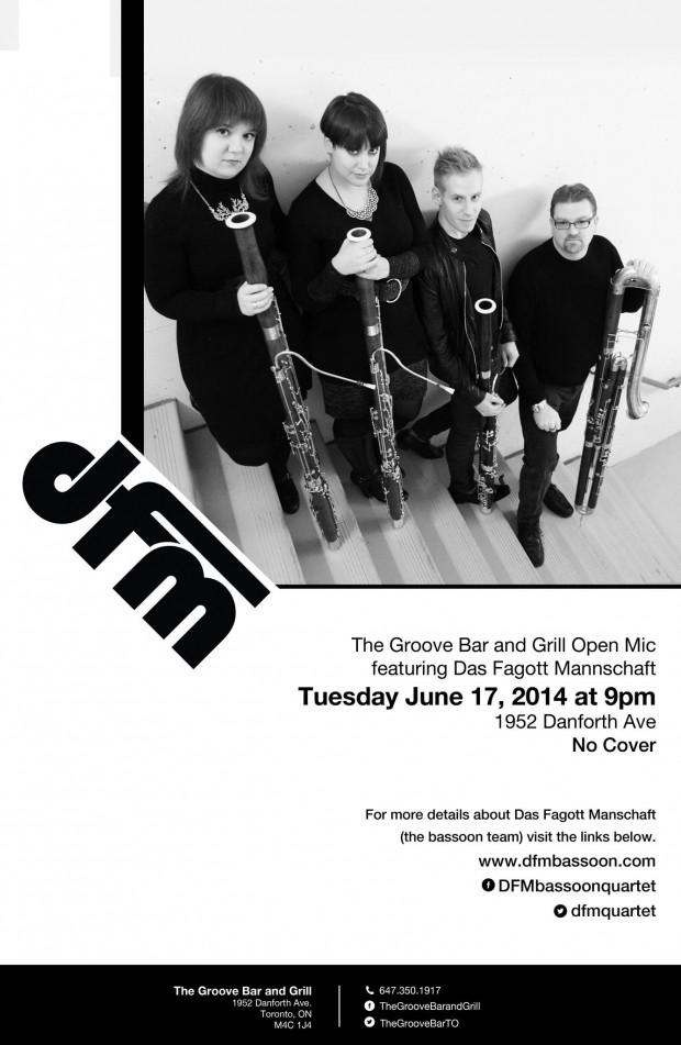 The Groove Bar June 17, 2014